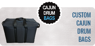 Buy a custom Cajun drum bag