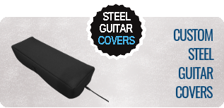 Buy a custom steel guitar cover